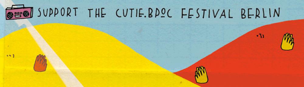 Cutie.BPoC Fest Berlin 2015